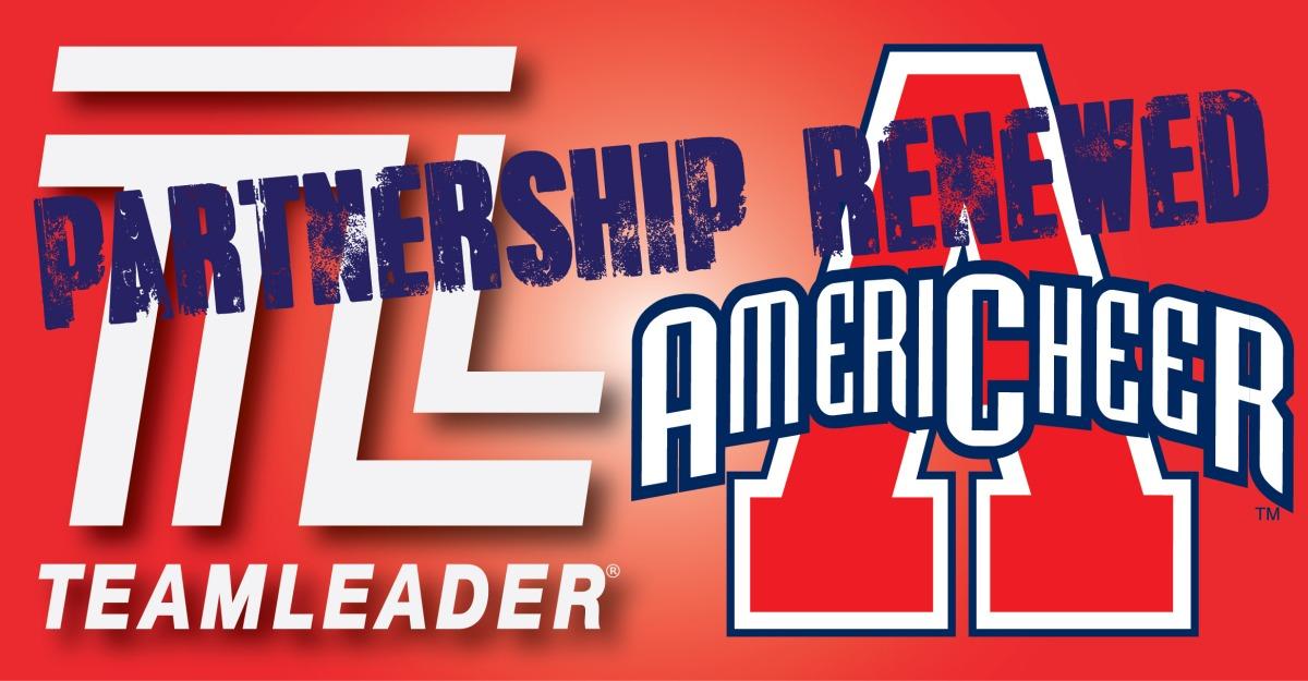 TeamLeader & AmeriCheer RenewPartnership